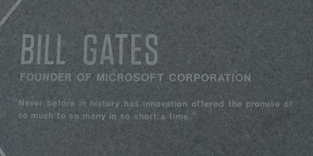 Control+Alt+Delete Combination was a 'Mistake' - Bill Gates