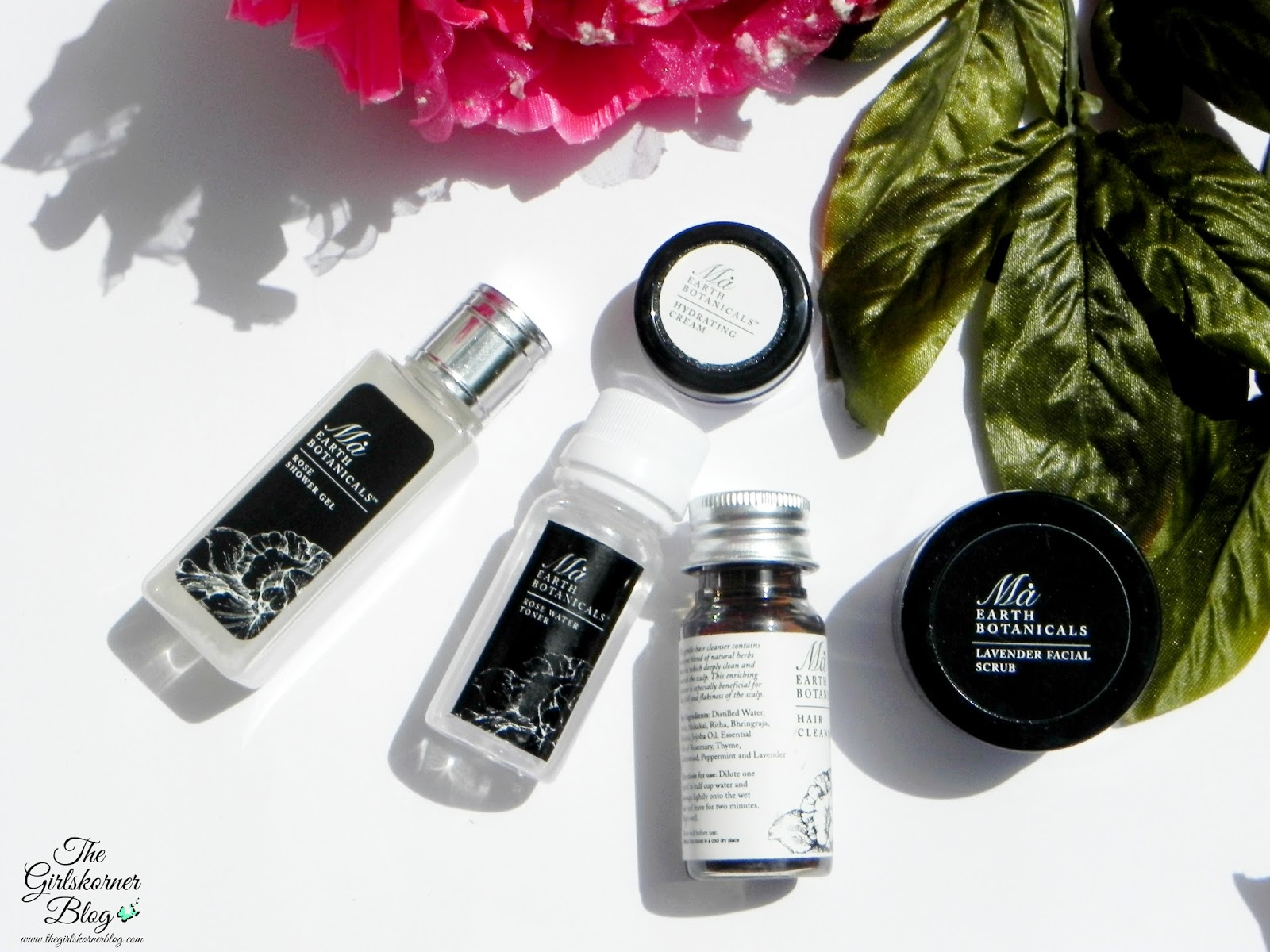 Ma Earth Botanical Hair & Skincare Products,Review and Pictures