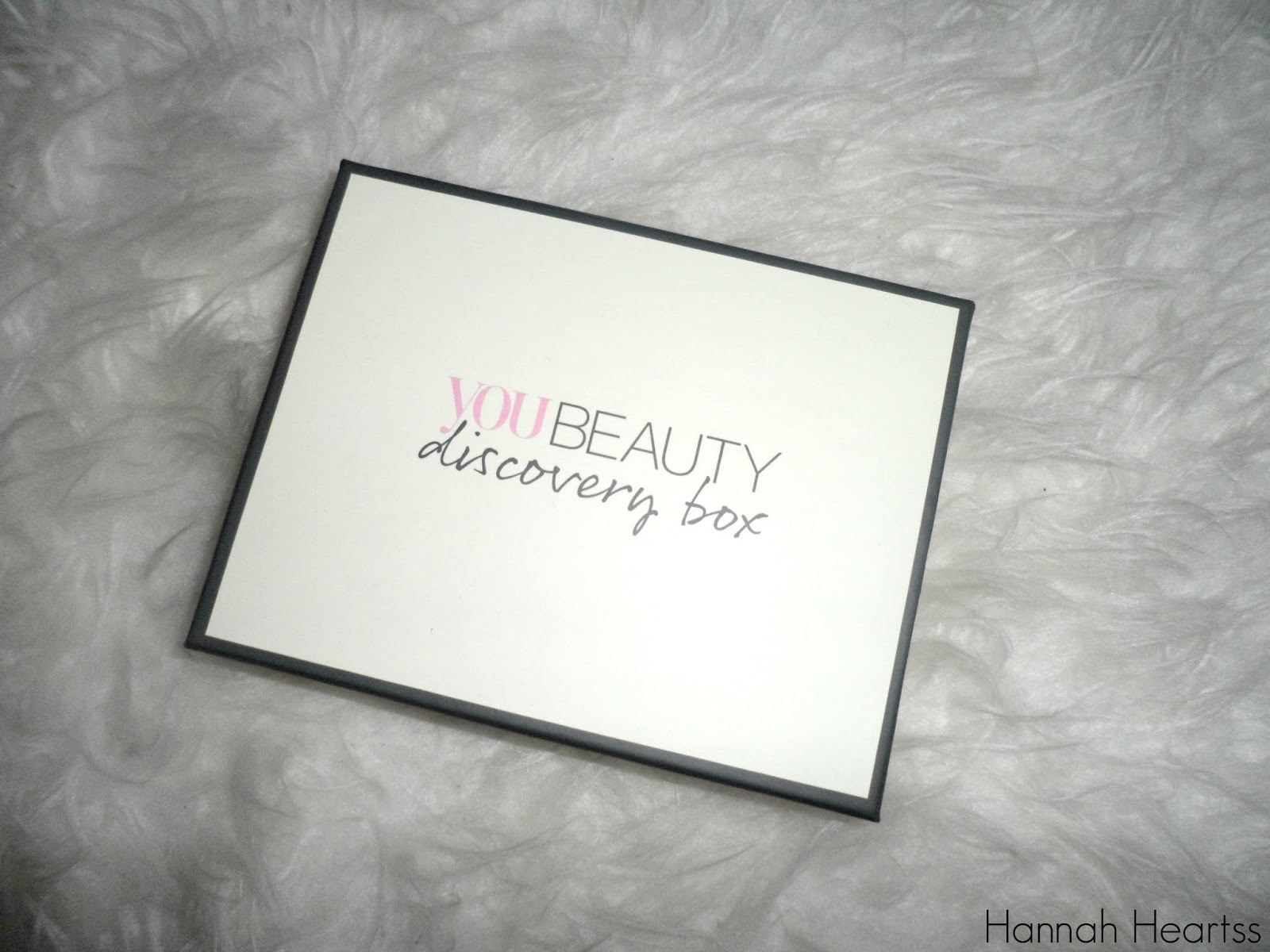 You Beauty Discovery Box February 2014