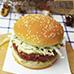 Deep Fried Ebi , Shrimp Patty Cutlet Burger and Rice Bun