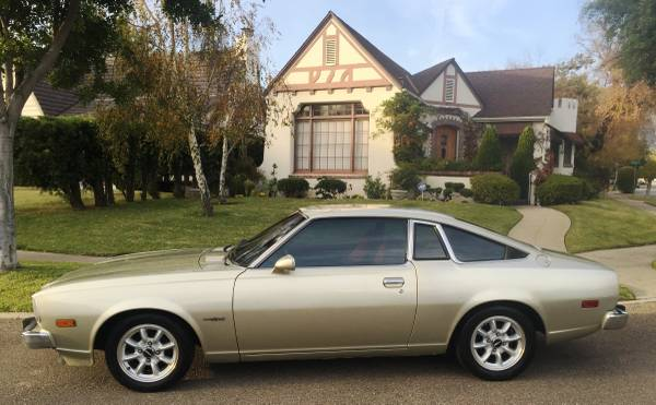 daily turismo relatively expensive 1976 mazda rx 5 cosmo. Black Bedroom Furniture Sets. Home Design Ideas