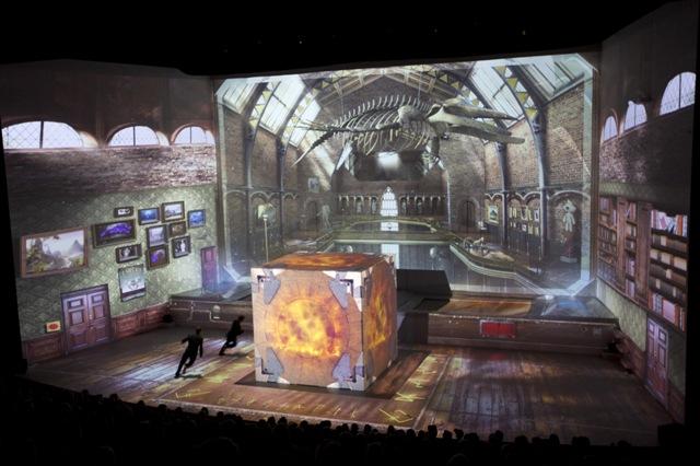 Futuroscope, atracciones y espectáculos