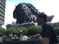 Godzilla Shinjuku
