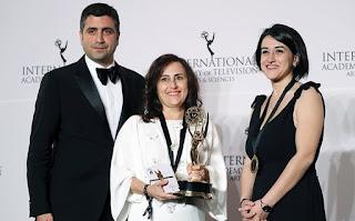 Serialul turcesc Kara Sevda (Dragoste infinita) a câștigat un premiu EMMY!