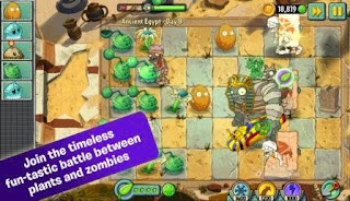 Plants vs Zombies 2 v4.0.1 Apk Full Mod
