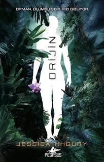 Orijin – Jessica Khoury PDF indir
