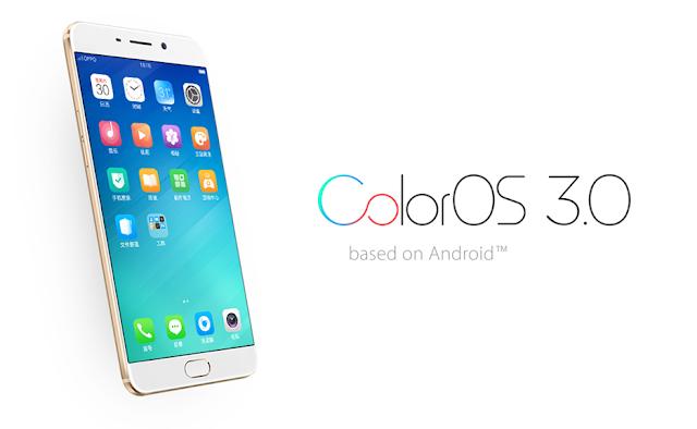 ColorOS-3.0 LOGO