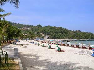 Luasnya Patong Beach