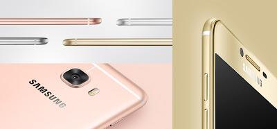 Samsung Galaxy C5 Appearance