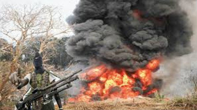 Avengers blow up NNPC pipeline in Akwa Ibom