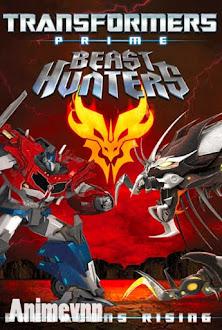 Transformers Prime Beast Hunters: Predacons Rising -  2013 Poster