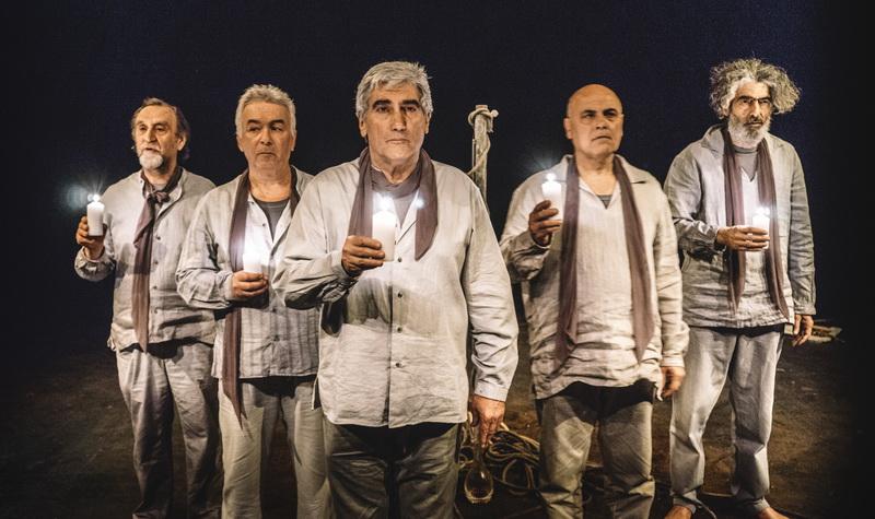 Η «Ασκητική» από το ΚΘΒΕ στο Δημοτικό Θέατρο Αλεξανδρούπολης