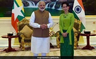 Spotlight : India signs 11 agreements with Myanmar