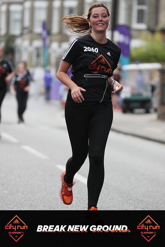 10km running race clapham london