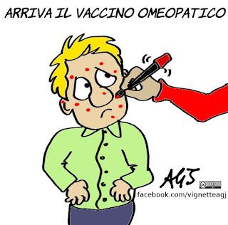 novax, freevax, antivaccinisti, libertà di scelta, omeopatia, medicine alternative, salute, sanità, vignetta, satira