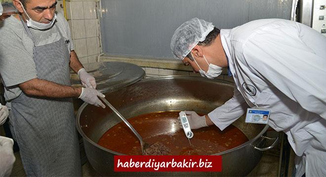 Diyarbakır Büyükşehir Belediyesi, bayram öncesi gıda denetimlerini sıklaştırdı