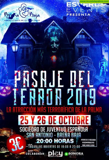 """BREÑA BAJA: Dos días del """"Pasaje del Terror 2019"""""""