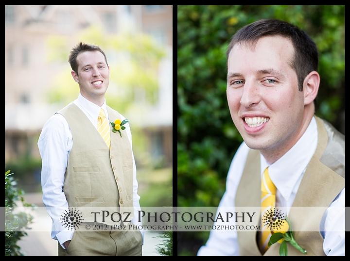 Tabrizi's wedding groom