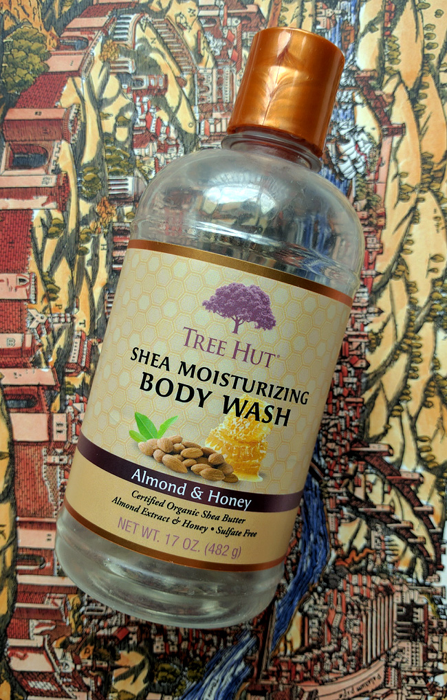 Tree Hut Almond and Honey Body Wash