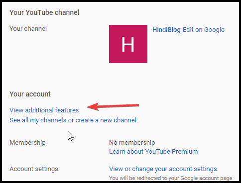 your-youtube-channel-view-additional-features
