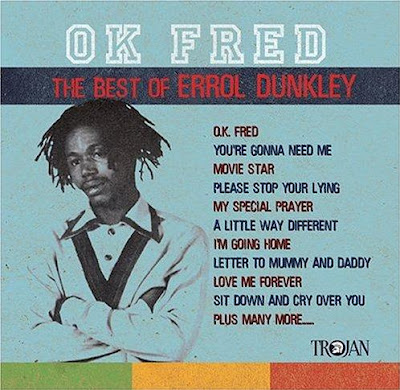 ERROL DUNKLEY - OK Fred - The Best Of Errol Dunkley (2004)