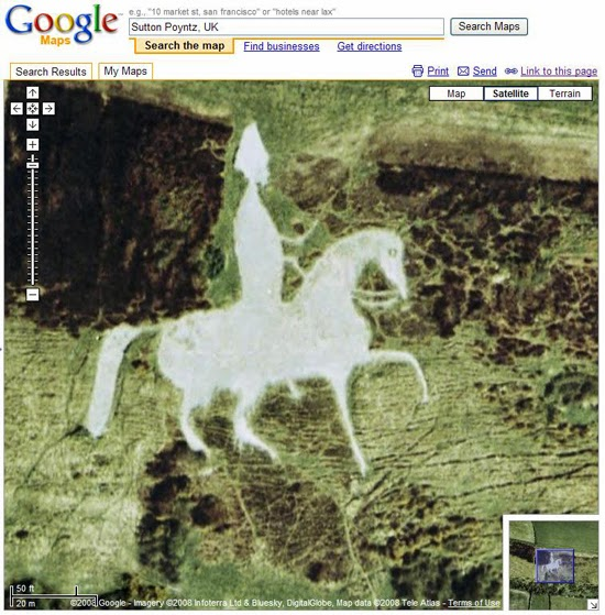 22 Imágenes impresionantes encontrados en Google Maps