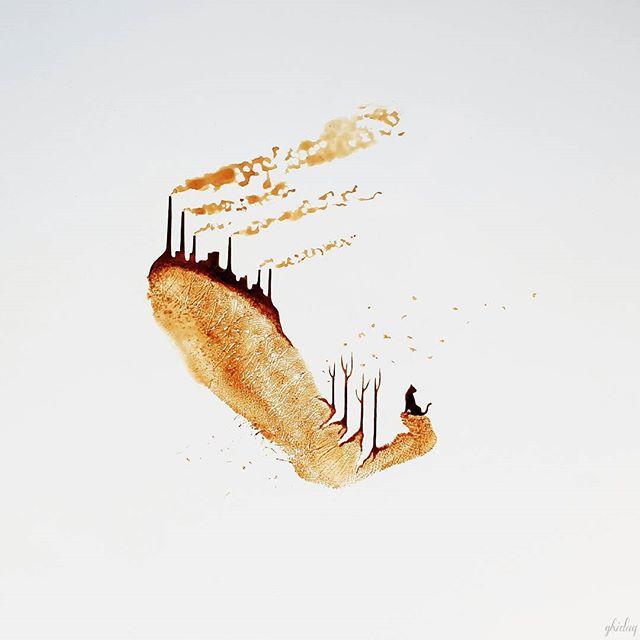 27-Ghidaq-al-Nizar-Coffee-Art-taking-part-in-Coffeetopia-www-designstack-co