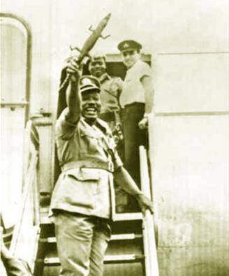 Victoria Aguiyi-Ironsi Speaks On The 50th Year Of Aguiyi Ironsi's Death