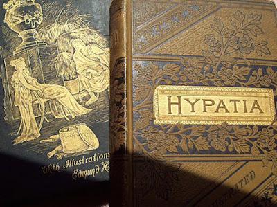 Hypatia'nın eserleri