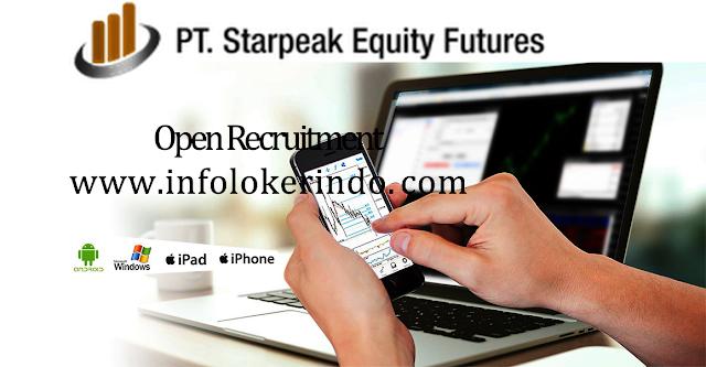 Lowongan Kerja PT. Starpeak Equity Futures Agustus 2017