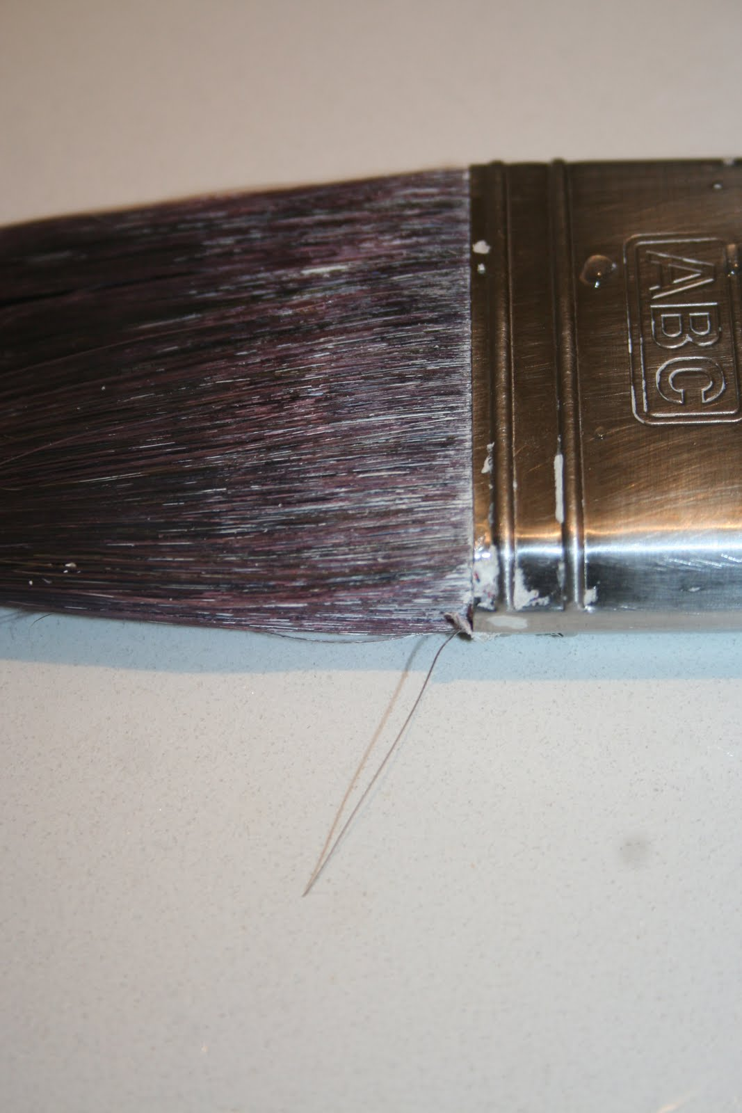 Lilyfield Life: How to Clean your Paint Brush with Vinegar