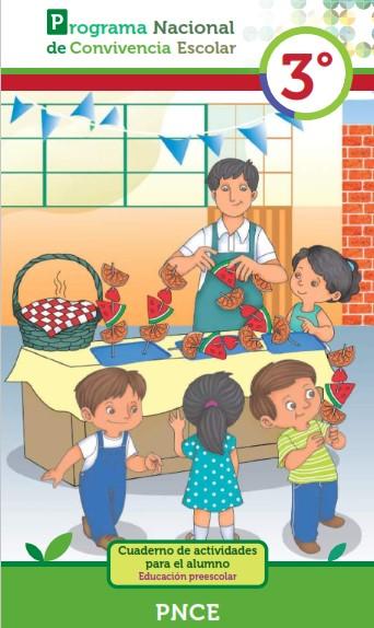 Materiales del alumno y maestro PNCE - Preescolar