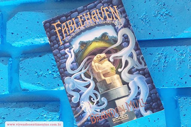 Dica de Livro: Fablehaven, A Ascensão da Estrela Vespertina - Livro 2