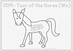 Clever Classroom: Chinese Zodiac Coloring Pages for