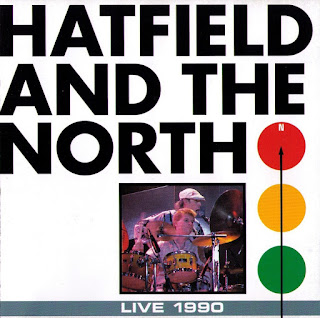 Hatfield and the North - 1993 - Live 1990