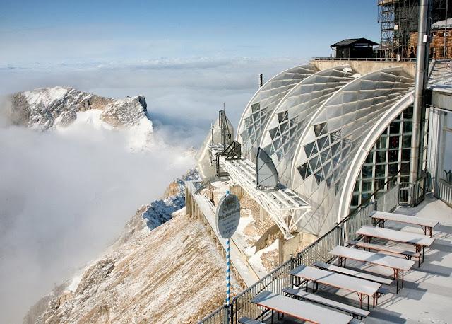 Montanha Zugspitze | Alemanha