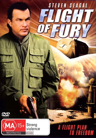 Poster Of Flight of Fury 2007 In Hindi Bluray 720P Free Download
