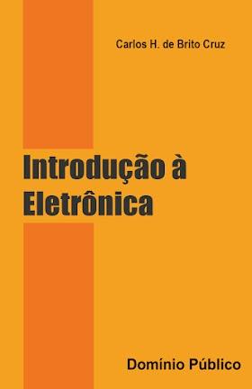 Introdução à Eletrônica - Carlos H. de Brito Cruz