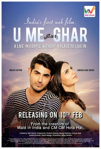 U Me Aur Ghar 2017 HDRip 800MB Hindi Movie 720p Watch Online Full Movie Download bolly4u