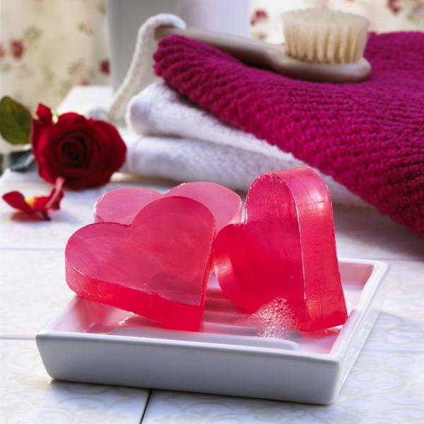lauras taste of fame weihnachtsgeschenk seifen selber machen. Black Bedroom Furniture Sets. Home Design Ideas