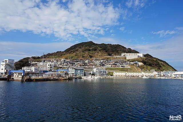 玄海島、福岡