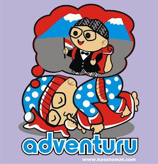 Kaos Piknik Adventuru