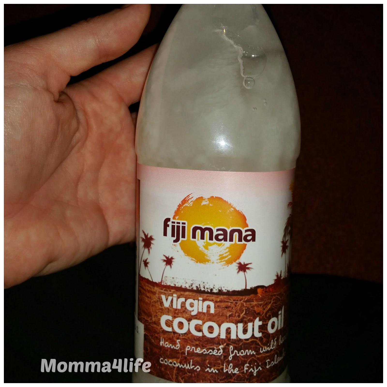Natura Beauty Spray Produk Dari Mana: Momma4Life: Fiji Mana Virgin Coconut Oil, 500 Ml Review