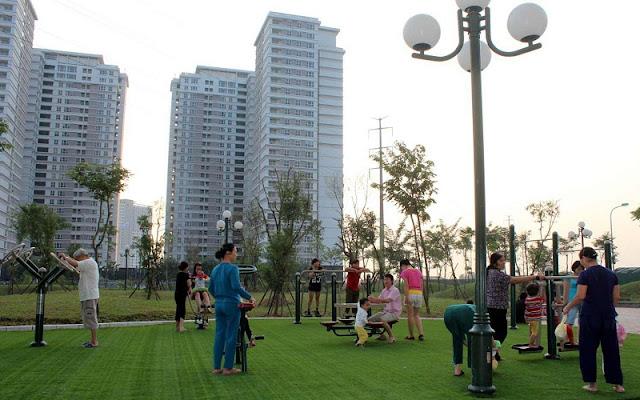 Dự án khu chung cư The k park hút khách