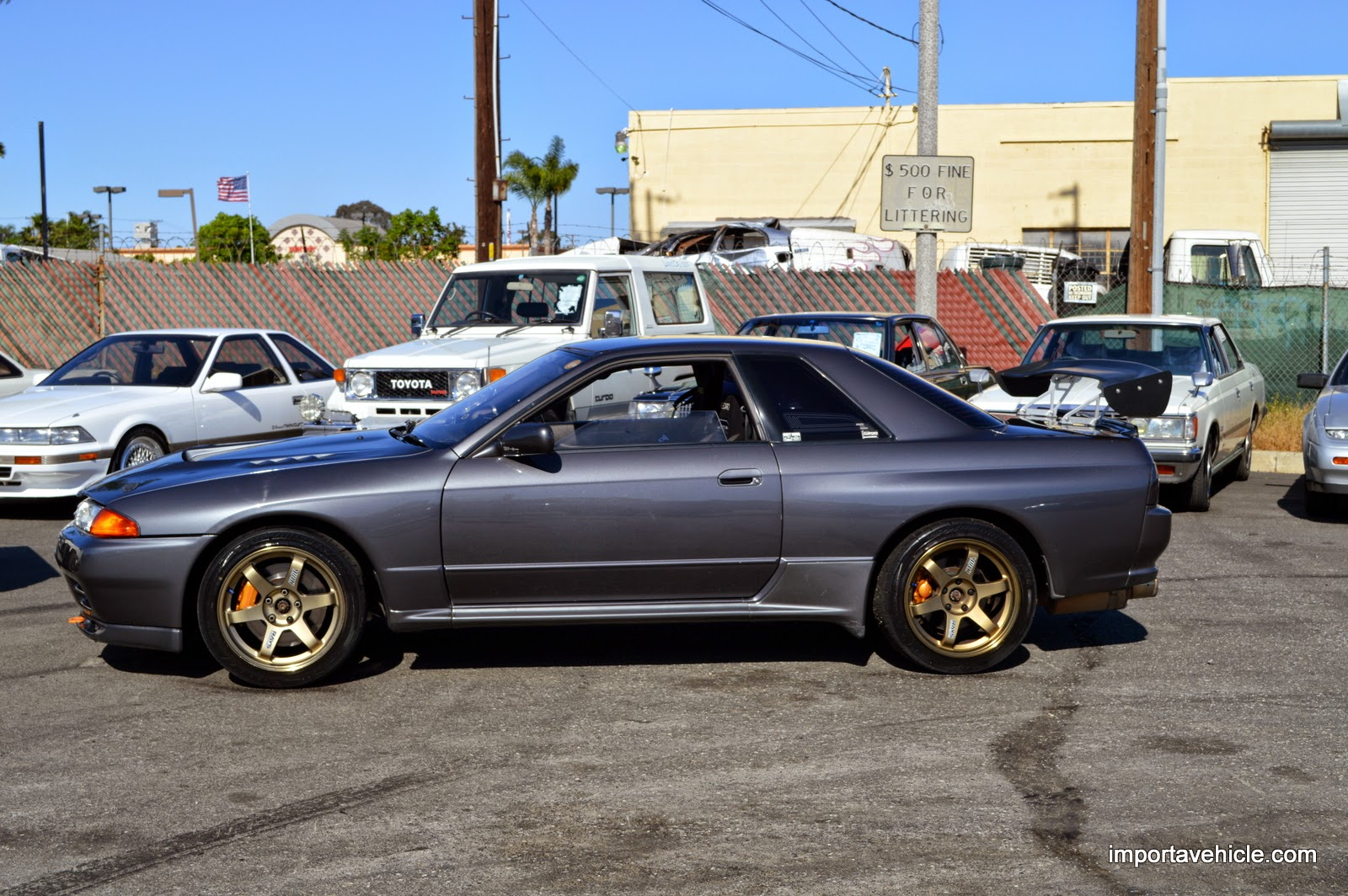 Brakes : Preparing a NISMO Nissan Skyline GT-R for a Track