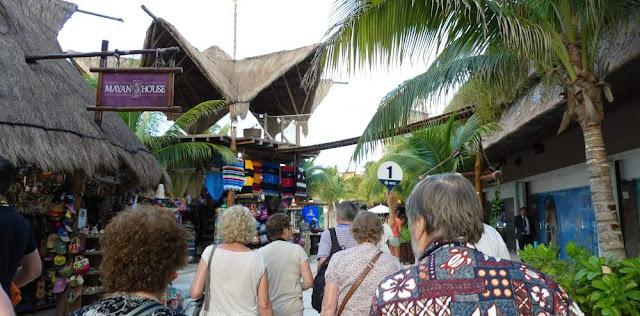 Costa Maya - Touristendorf
