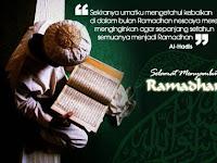 [BLOG ORANG IT] Amalan ibadah yang sangat dianjurkan dibulan ramadhan