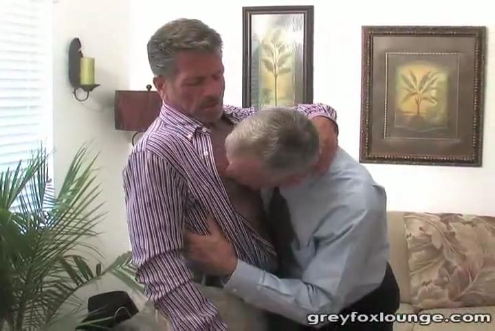 Greyfoxlounge Gay grey