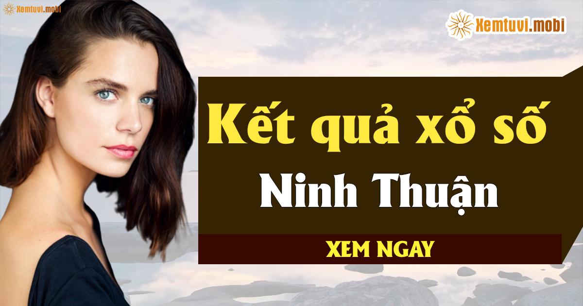 Kết Quả Xổ Số Ninh Thuận Hôm Nay ngày 12-11-2019 - Ketqua.net