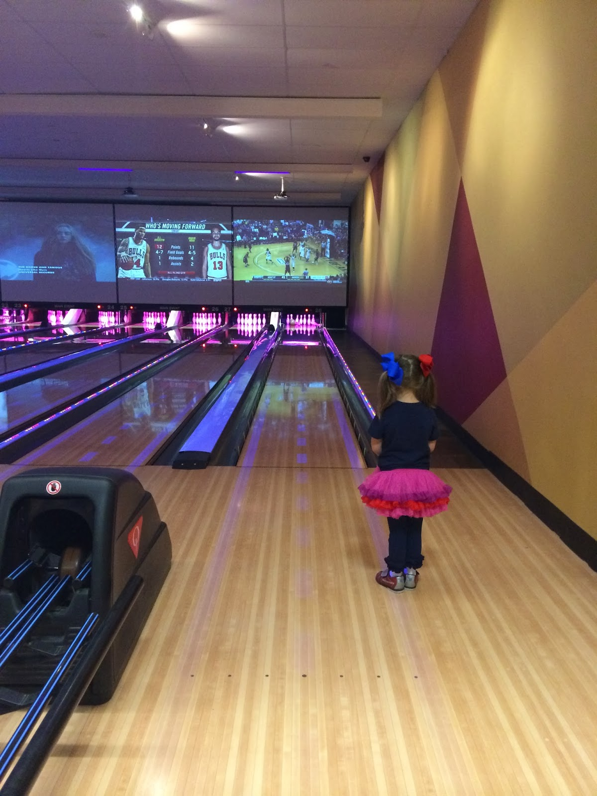, Bowling and Bags